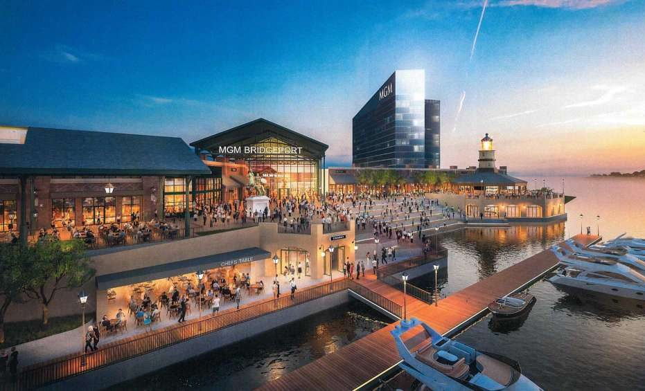 Future Casino Resort MGM Bridgeport Stirs the Pot with Concert Hall Plans