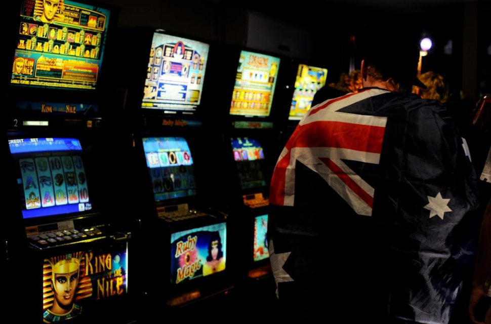 Maroondah, Australia Caps Pokies and Gaming Cash Withdrawal in the State