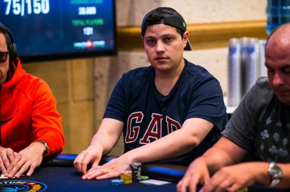 Brazilian Player Affif Prado Claims Chip Lead in PokerStars Caribbean Adventure Main Event Day 1A
