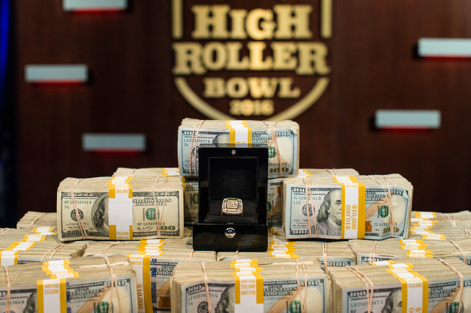Super High Roller Bowl Returns for Its Fourth Edition this May