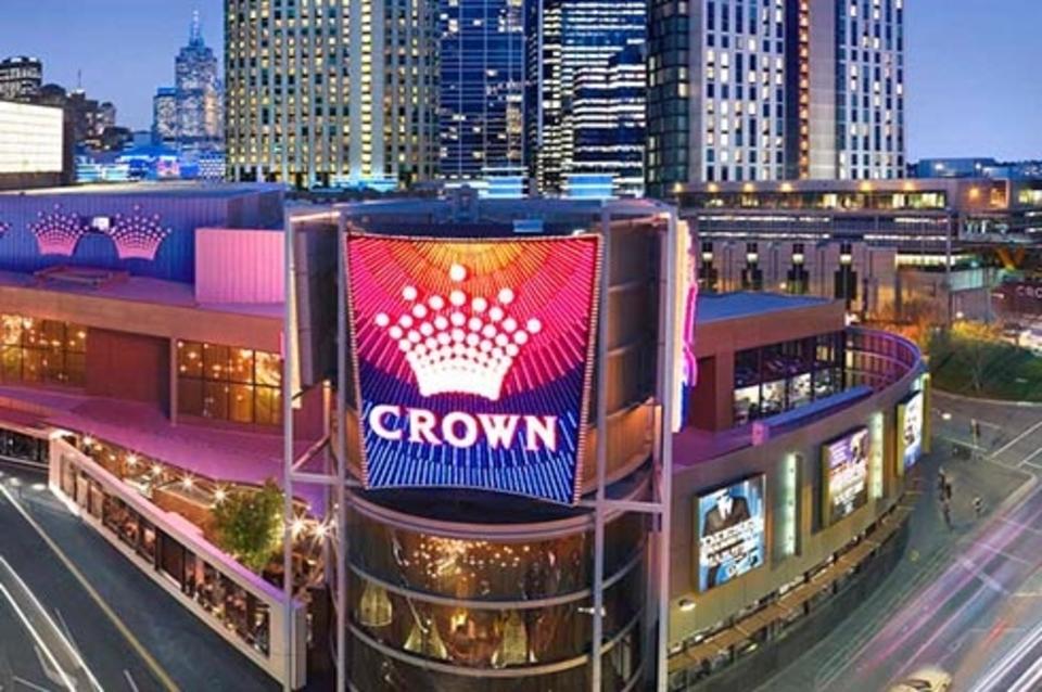 Crown Casino rischia la sospensione della licenza di gioco per manomissione dei dispositivi