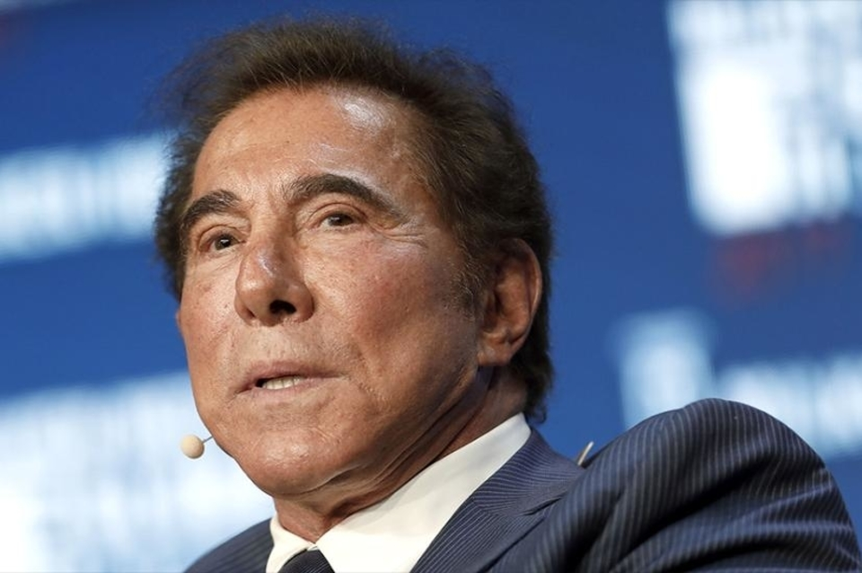 US Justice Department Orders Casino Tycoon Steve Wynn to Register as Foreign Lobbyist for China