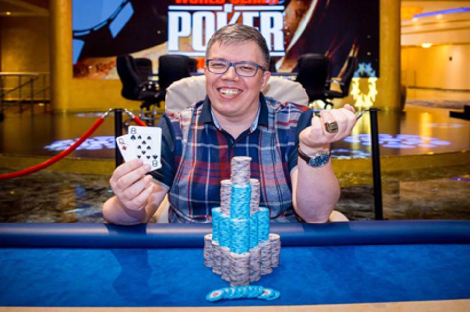 Jan Černý rivendica il trono all'evento #1 del World Series of Poker Circuit Spring Festival