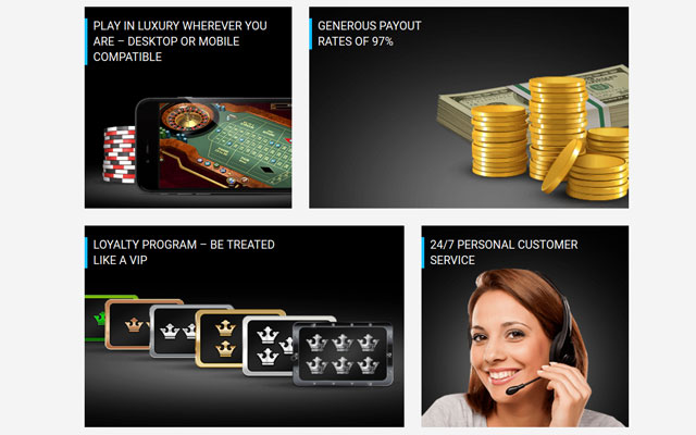 Luxury Casino 5