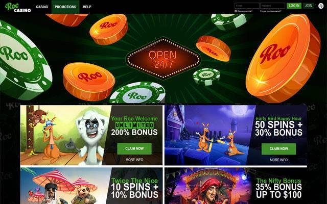 Roo Casino 4