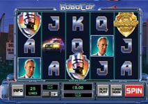 robocop slot theme