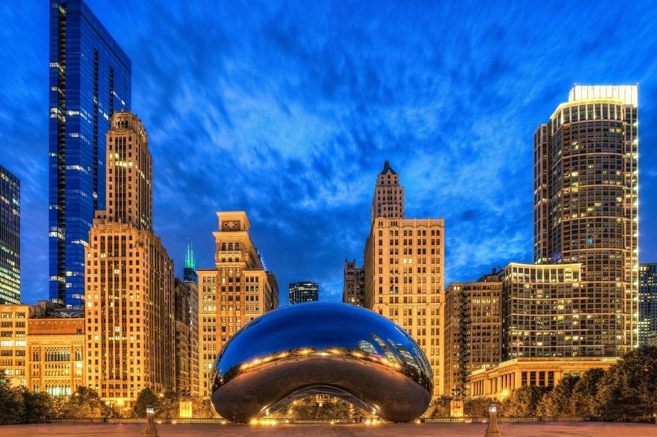 Il governatore di Ilinois mette la firma alla misura sul casinò di Chicago per trasformarla in legge