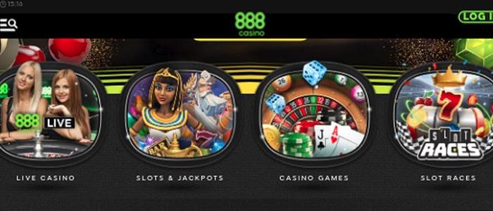 888casino App Games