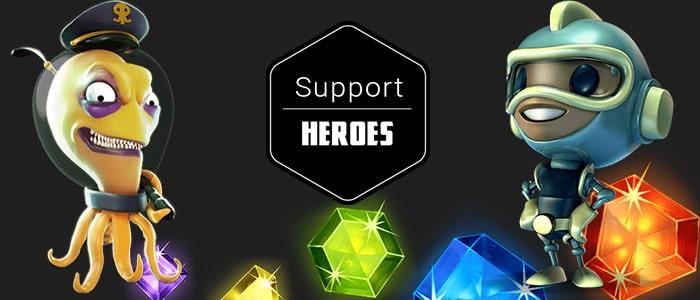 BitStarz Casino App Support
