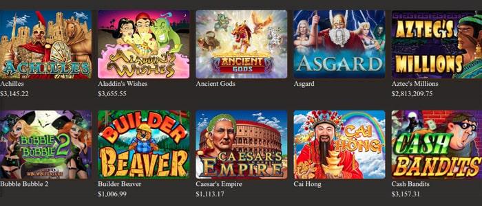 CasinoMax App Games