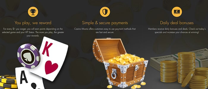 Casino Moons App Safety