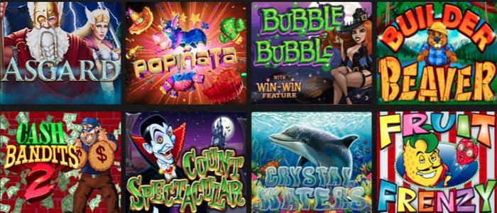 Cherry Gold Casino App Games