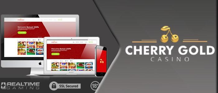 Cherry Gold Casino App Safety