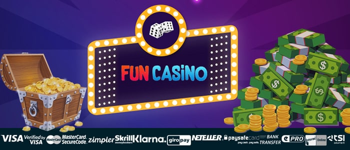 Fun Casino App Banking