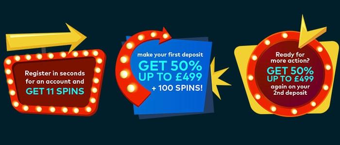 Fun Casino App Bonus