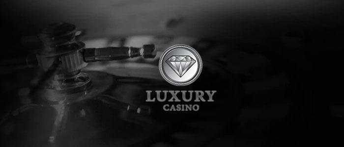 Luxury Casino App Cover