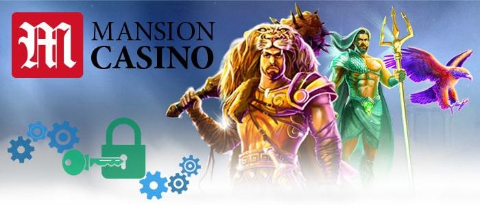 Mansion Casino App Safety