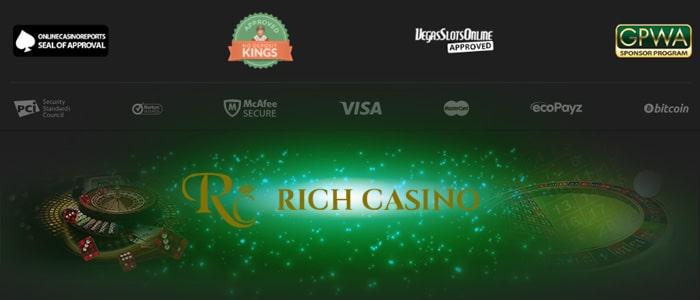 Rich Casino App Safety