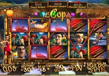 Play At The Copa Slot Online