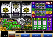 Play Break da Bank Slot Online