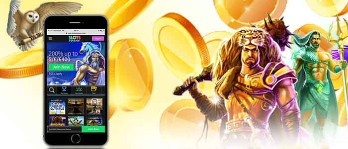 Slots Heaven Casino App Bonus