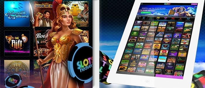 Slots Heaven Casino App Games