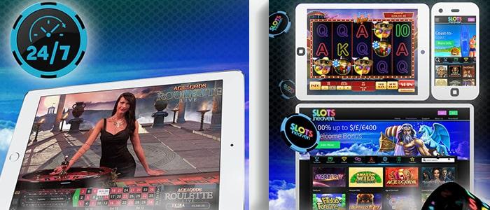 Slots Heaven Casino App Support