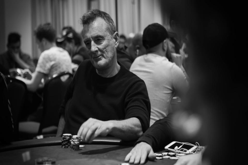 Living Legend Barny Boatman Ranks Second at CPP $5,300 Main Event Day 1c