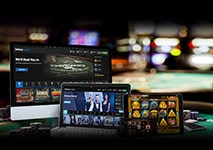 Betway Casino Design