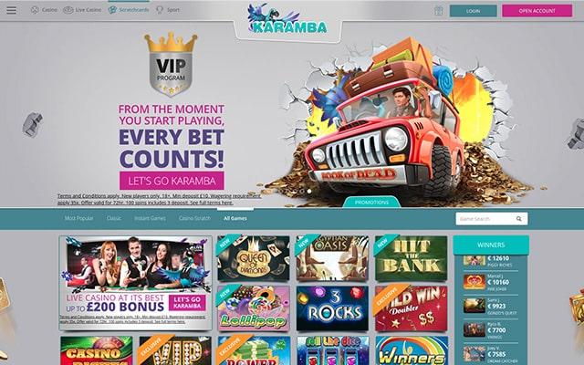 Karamba Casino 2