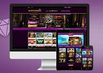 Slots Magic Casino Design