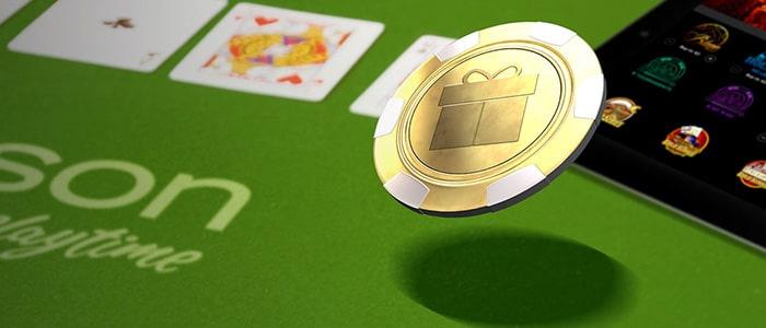 Betsson Casino App Bonus