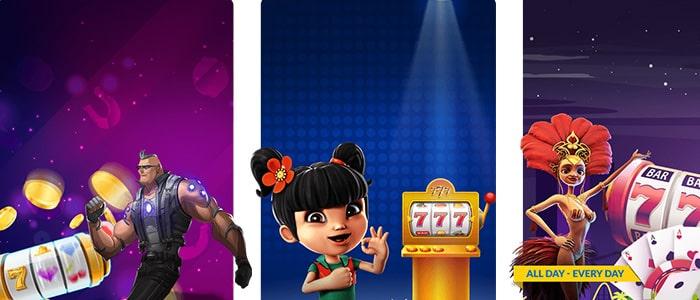 Bonza Spins Casino App Bonus
