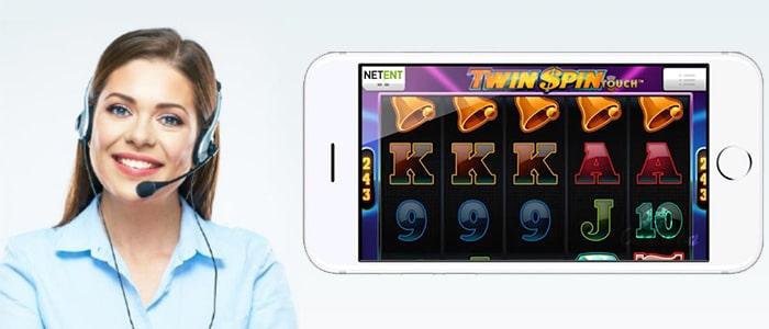 Casimba Casino App Support
