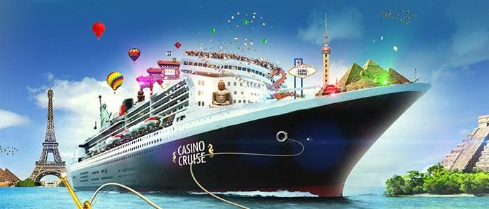 Casino Cruise App Intro