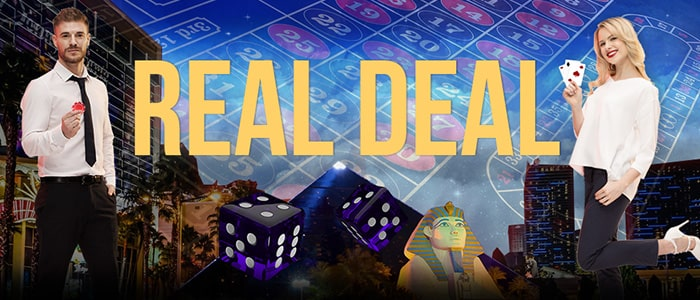 Dream Vegas Casino App Games