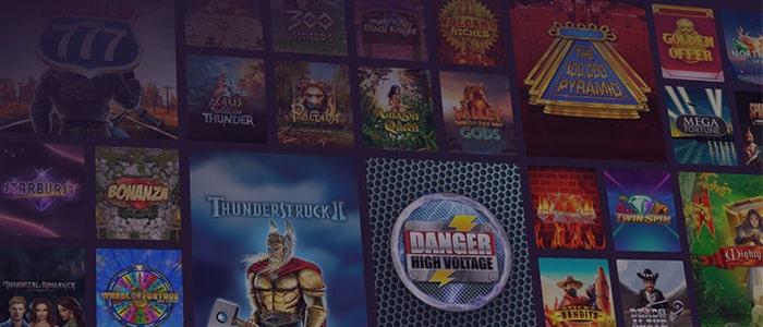 Dunder Casino App Games