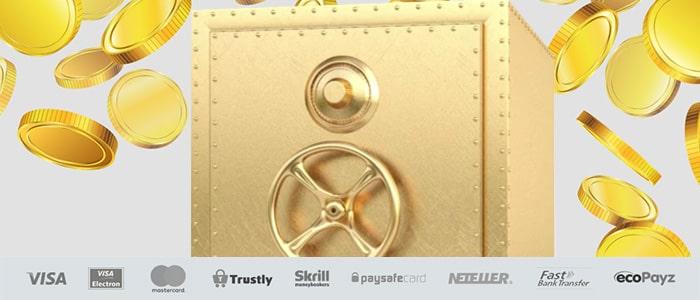 EuroSlots Casino App Banking