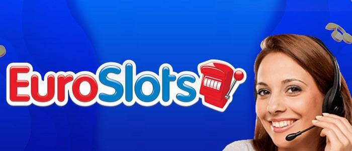 EuroSlots Casino App Support