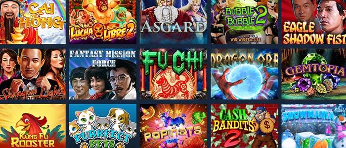 Exclusive Casino App Games