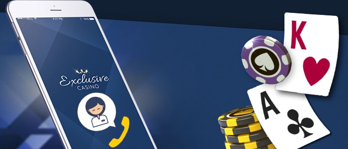 Exclusive Casino App Support
