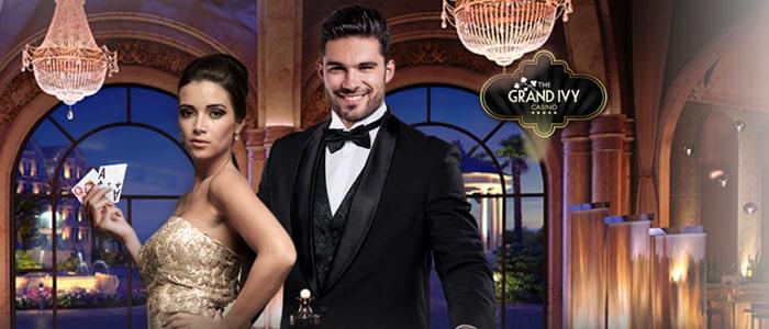 Grand Ivy Casino App Intro