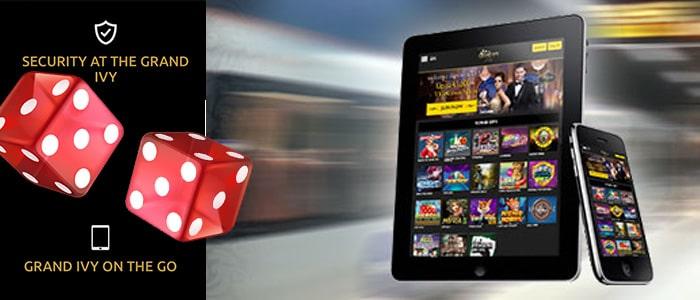 Grand Ivy Casino App Safety