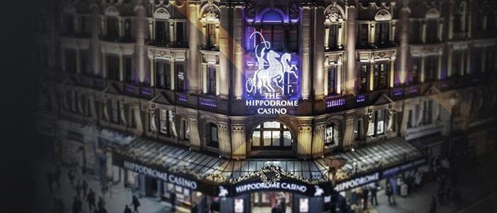 Hippodrome Casino App Intro