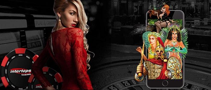 Intertops Casino App Intro