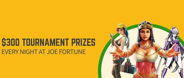 Joe Fortune Casino App Bonus