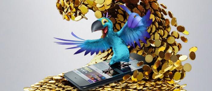 Karamba Casino App Intro
