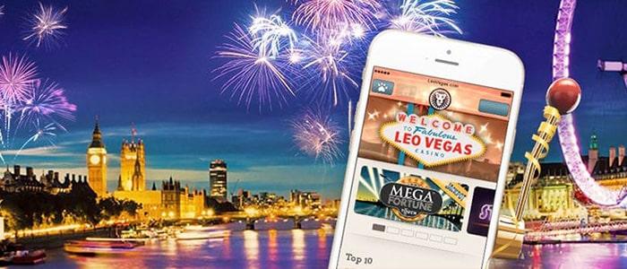 LeoVegas Casino App Bonus