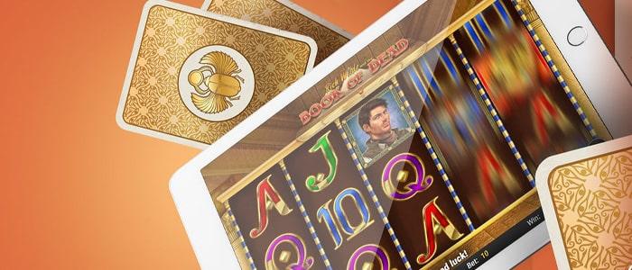 LeoVegas Casino App Games