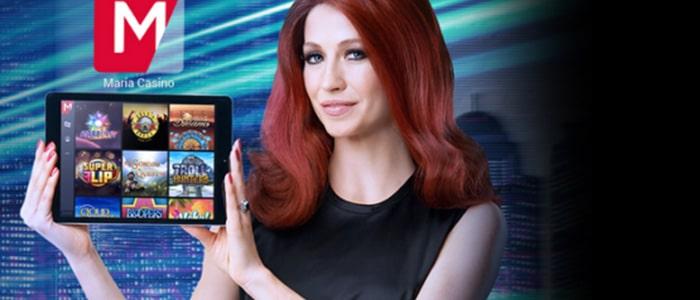 Maria Casino App Support